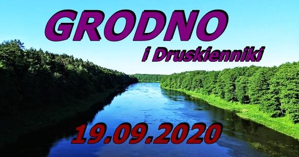 Wycieczka do Grodna i Druskiennik 19-09-2020 @ Augustów, Rynek Zygmunta Augusta 15