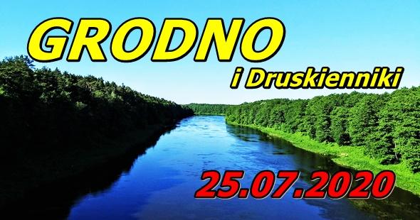Wycieczka do Grodna i Druskiennik 25-07-2020 @ Augustów, Rynek Zygmunta Augusta 15