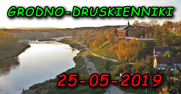 Wycieczka do Grodna i Druskiennik 25-05-2019 @ Augustów, Rynek Zygmunta Augusta 15
