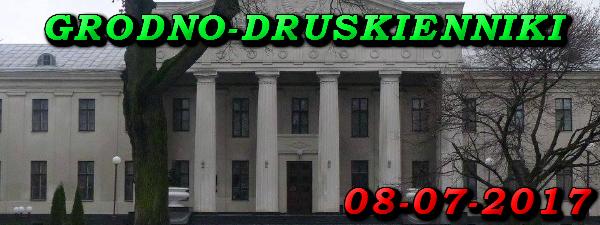 Wycieczki do Grodna i Druskiennik 08-07-2017