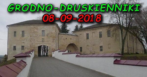 Stary Zamek Grodno Białoruś