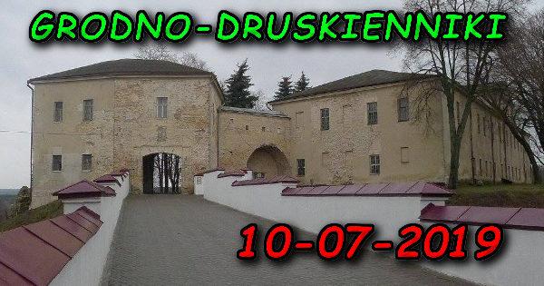 Wycieczka do Grodna i Druskiennik 10-07-2019 @ Augustów, Rynek Zygmunta Augusta 15