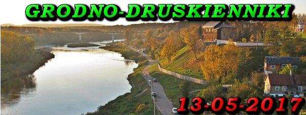 Wycieczka do Grodna i Druskiennik 13-05-2017