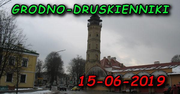 Wycieczka do Grodna i Druskiennik 15-06-2019 @ Augustów, Rynek Zygmunta Augusta 15