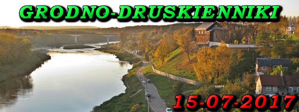 Wycieczka do Grodna i Druskiennik 15-07-2017