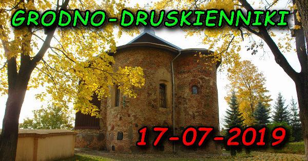 Wycieczka do Grodna i Druskiennik 17-07-2019 @ Augustów, Rynek Zygmunta Augusta 15