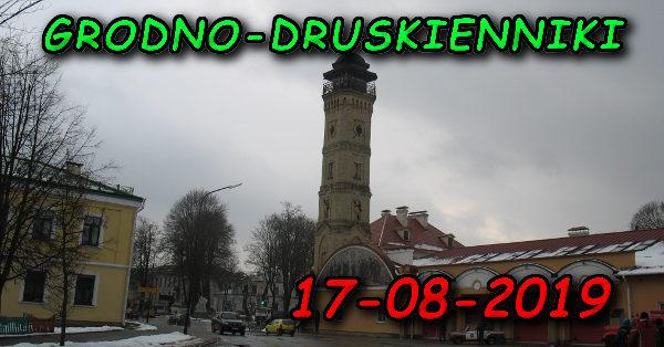 Wycieczka do Grodna i Druskiennik 17-08-2019 @ Augustów, Rynek Zygmunta Augusta 15
