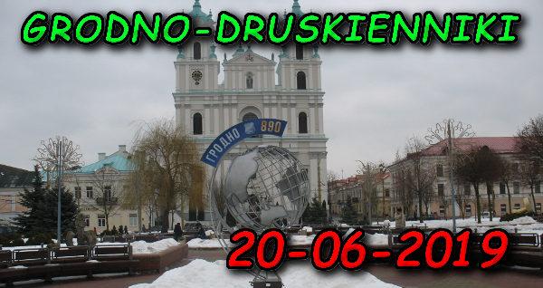 Wycieczka do Grodna i Druskiennik 20-06-2019 @ Augustów, Rynek Zygmunta Augusta 15