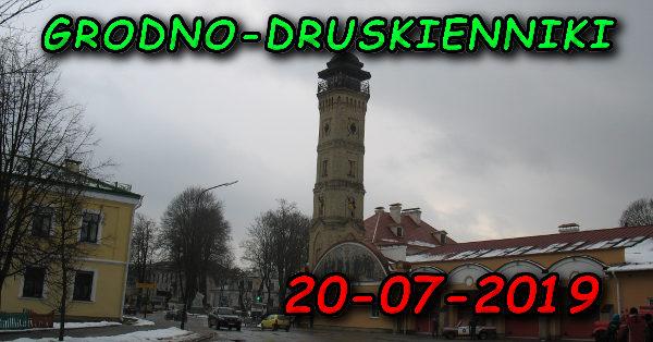 Wycieczka do Grodna i Druskiennik 20-07-2019 @ Augustów, Rynek Zygmunta Augusta 15