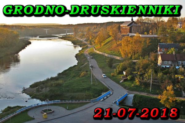 Wycieczka do Grodna i Druskiennik 21 Lipca 2018