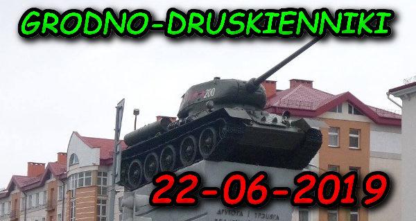 Wycieczka do Grodna i Druskiennik 22-06-2019 @ Augustów, Rynek Zygmunta Augusta 15