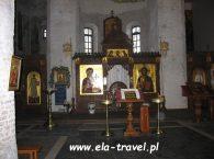 Ołtarz Cerkiew Świętych Borysa i Gleba w Grodnie