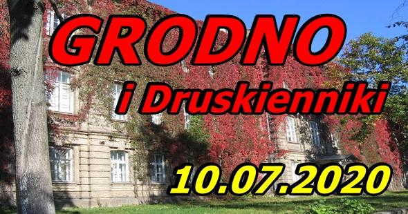 Wycieczka do Grodna 10-07-2020 @ Augustów, Rynek Zygmunta Augusta 15