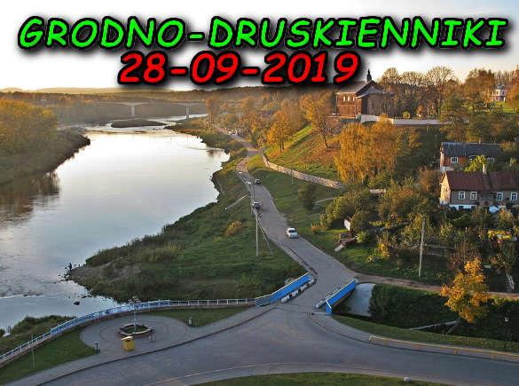 Wycieczka do Grodna i Druskiennik 28-09-2019 @ Augustów, Rynek Zygmunta Augusta 15