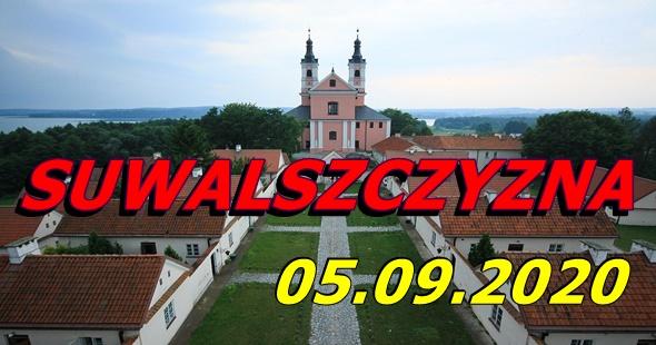 Wycieczka po Suwalszczyźnie 05-09-2020 @ Augustów, Rynek Zygmunta Augusta 15