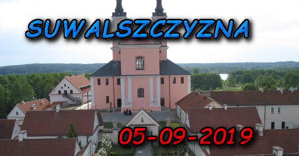 Wycieczka po Suwalszczyźnie 05-09-2019 @ Augustów, Rynek Zygmunta Augusta 15