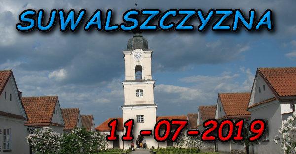Wycieczka po Suwalszczyźnie 11-07-2019 @ Augustów, Rynek Zygmunta Augusta 15