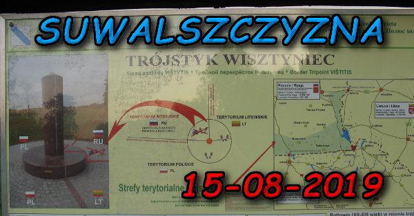 Wycieczka po Suwalszczyźnie 15-08-2019 @ Augustów, Rynek Zygmunta Augusta 15