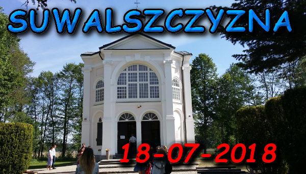 Wycieczka po Suwalszczyźnie 18-07-2018 @ Augustów, Rynek Zygmunta Augusta 15