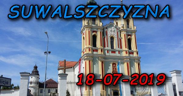 Wycieczka po Suwalszczyźnie 18-07-2019 @ Augustów, Rynek Zygmunta Augusta 15