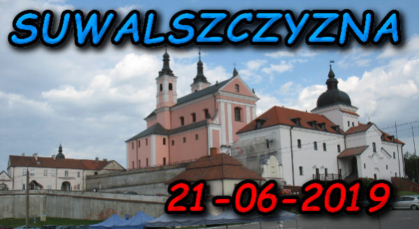 Wycieczka po Suwalszczyźnie 21-06-2019 @ Augustów, Rynek Zygmunta Augusta 15