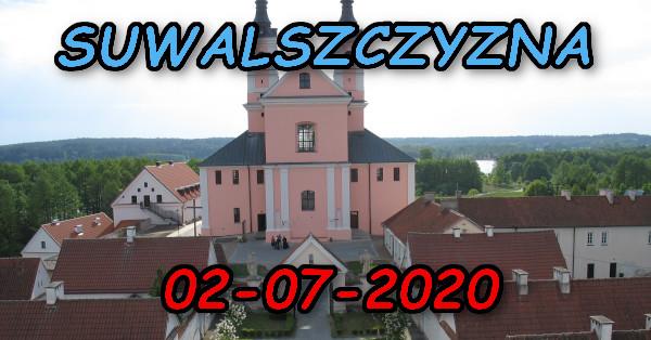 Wycieczka po Suwalszczyźnie 02-07-2020 @ Augustów, Rynek Zygmunta Augusta 15