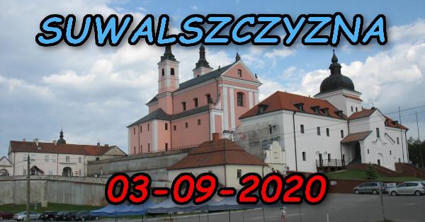 Wycieczka po Suwalszczyźnie 03-09-2020 @ Augustów, Rynek Zygmunta Augusta 15