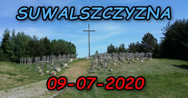 Wycieczka po Suwalszczyźnie 09-07-2020 @ Augustów, Rynek Zygmunta Augusta 15