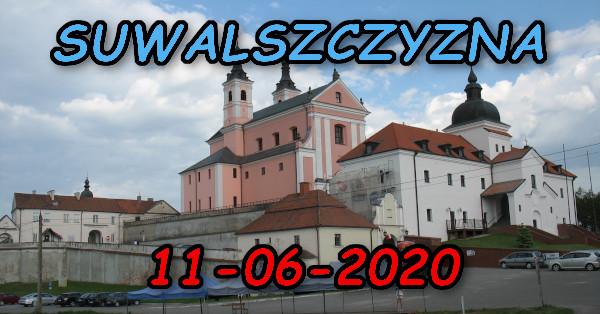 Wycieczka po Suwalszczyźnie 11-06-2020 @ Augustów, Rynek Zygmunta Augusta 15
