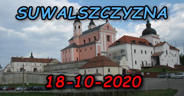 Wycieczka po Suwalszczyźnie 18-10-2020 @ Augustów, Rynek Zygmunta Augusta 15