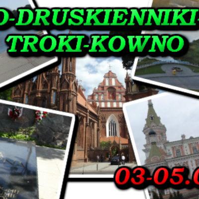 Wycieczka Grodno-Druskienniki-Wilno-Troki-Kowno_03-05_05_2018