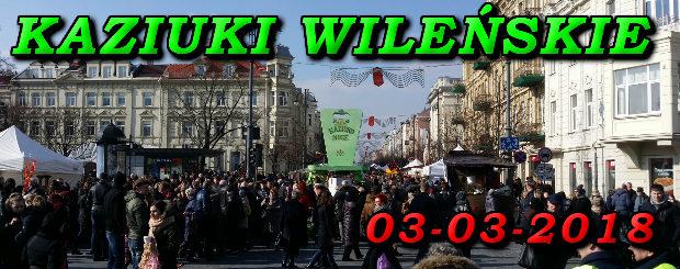 Kaziuki Wileńskie 03 Marca 2018