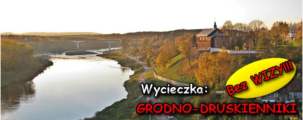 Grodno , Rzeka Niemen