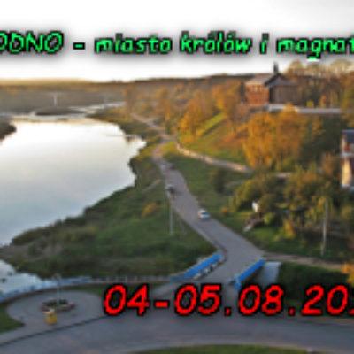 Rzeka Niemen Grodno