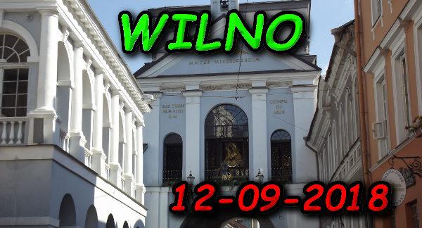 Wycieczka Wilno i Troki 12-09-2018 @ Augustów, Rynek Zygmunta Augusta 15