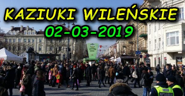Kaziuki Wileńskie 2019 @ Rynek Zygmunta Augusta 15 lok2