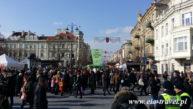 Jarmark Kaziuki w Wilnie ulica