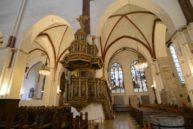 Katedra Doms Ryga środek