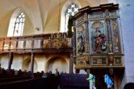 Kościół protestancki Św. Ducha Tallin środek 1