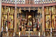 Kościół protestancki Św. Ducha Tallin środek 2