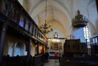 Kościół protestancki Św. Ducha Tallin środek 3