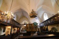 Kościół protestancki Św. Ducha Tallin środek 4