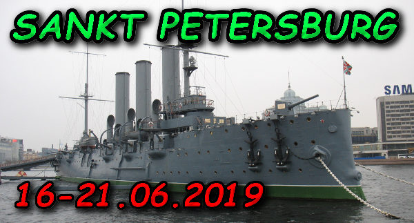 Krążownik Aurora Sankt Petersburg