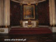 Tron carycy Katarzyny II Wielkie