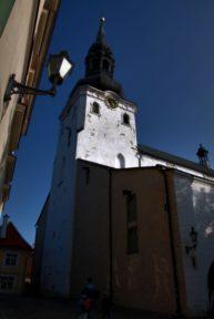 kościół luterański NMP Tallin