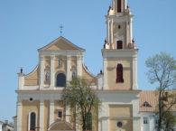 Kościół Znalezienia Krzyża Świętego w Grodnie