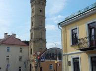 Wieża przeciwpożarowa Grodno