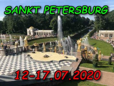 Sankt Petersburg Park Carskie Sioło