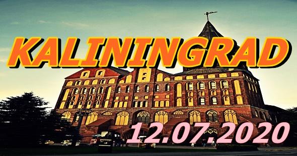 Wycieczka do Kaliningradu 12.07.2020 @ Augustów, Rynek Zygmunta Augusta 15