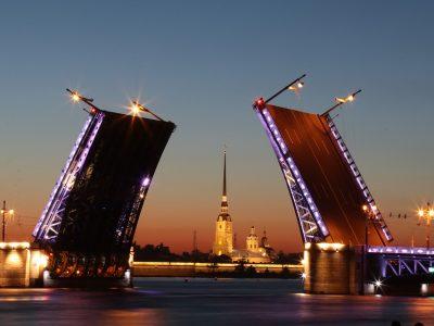 Mosty Sankt Petersburg